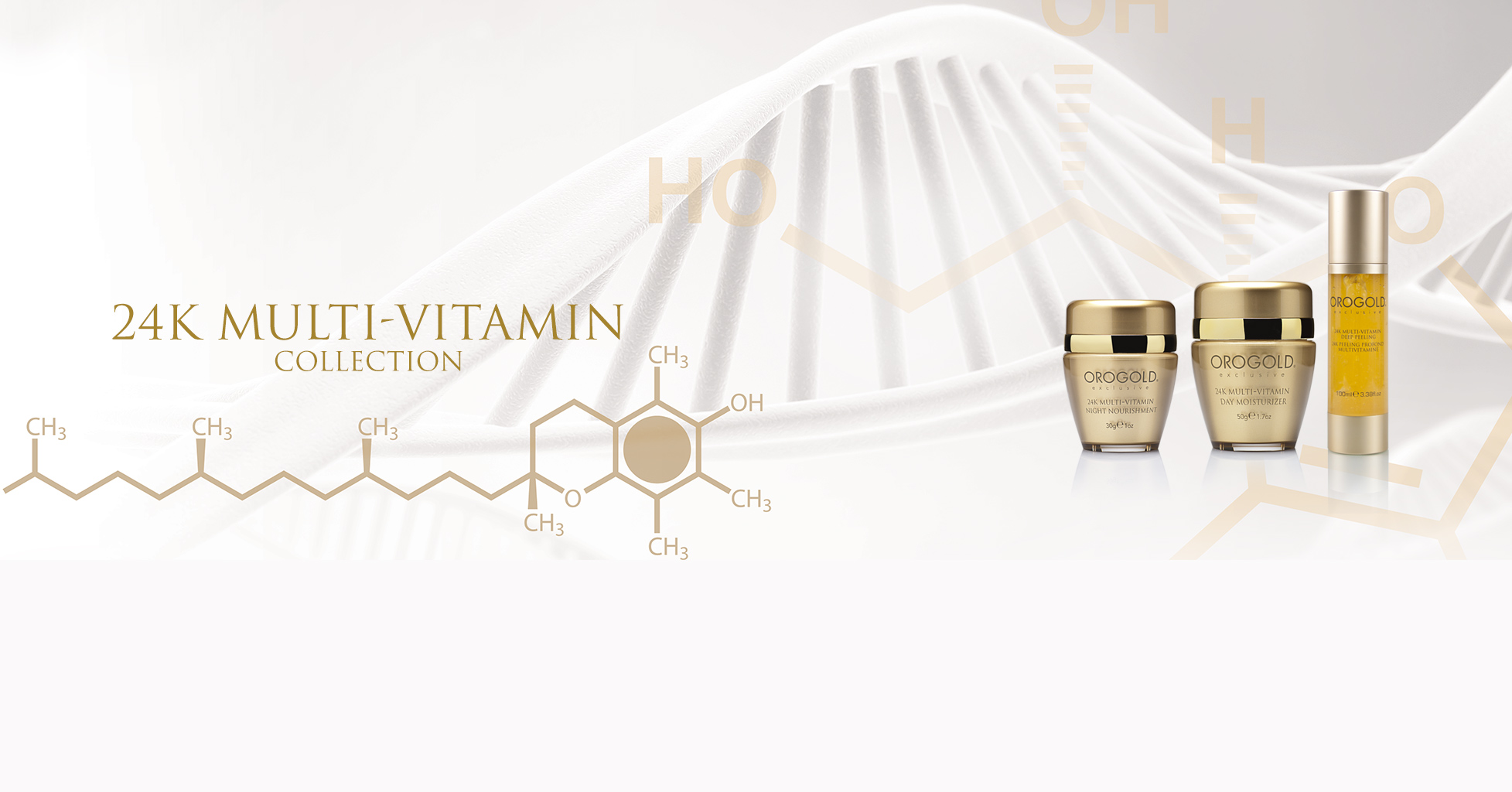 24K Multi-Vitamin Collection