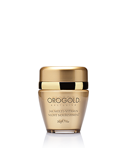 OROGOLD 24K Multi-Vitamin Night Nourishment