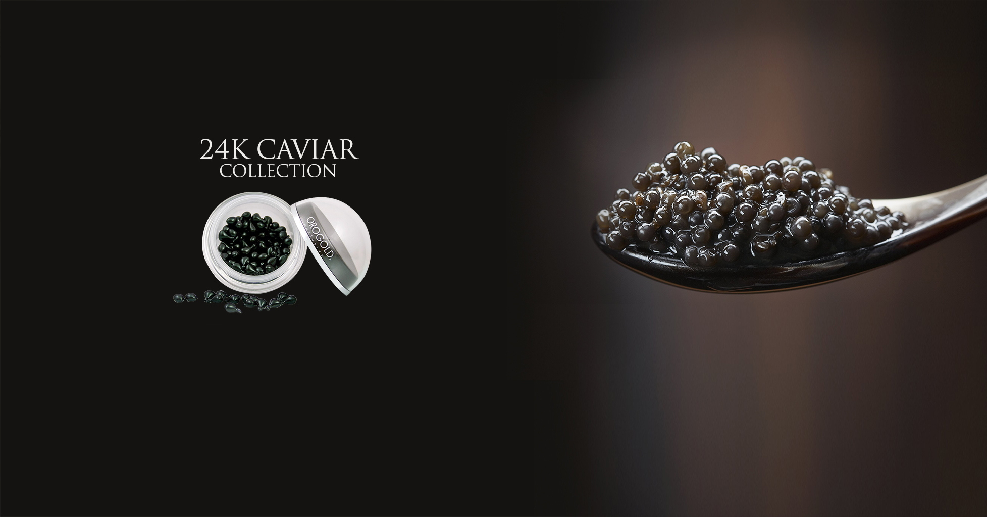 24K Caviar Collection