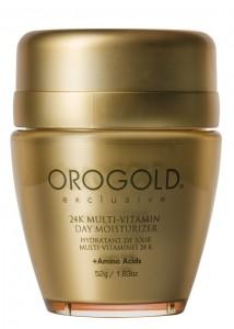 OROGOLD 24K Multi-Vitamin Day Moisturizer + Amino Acid