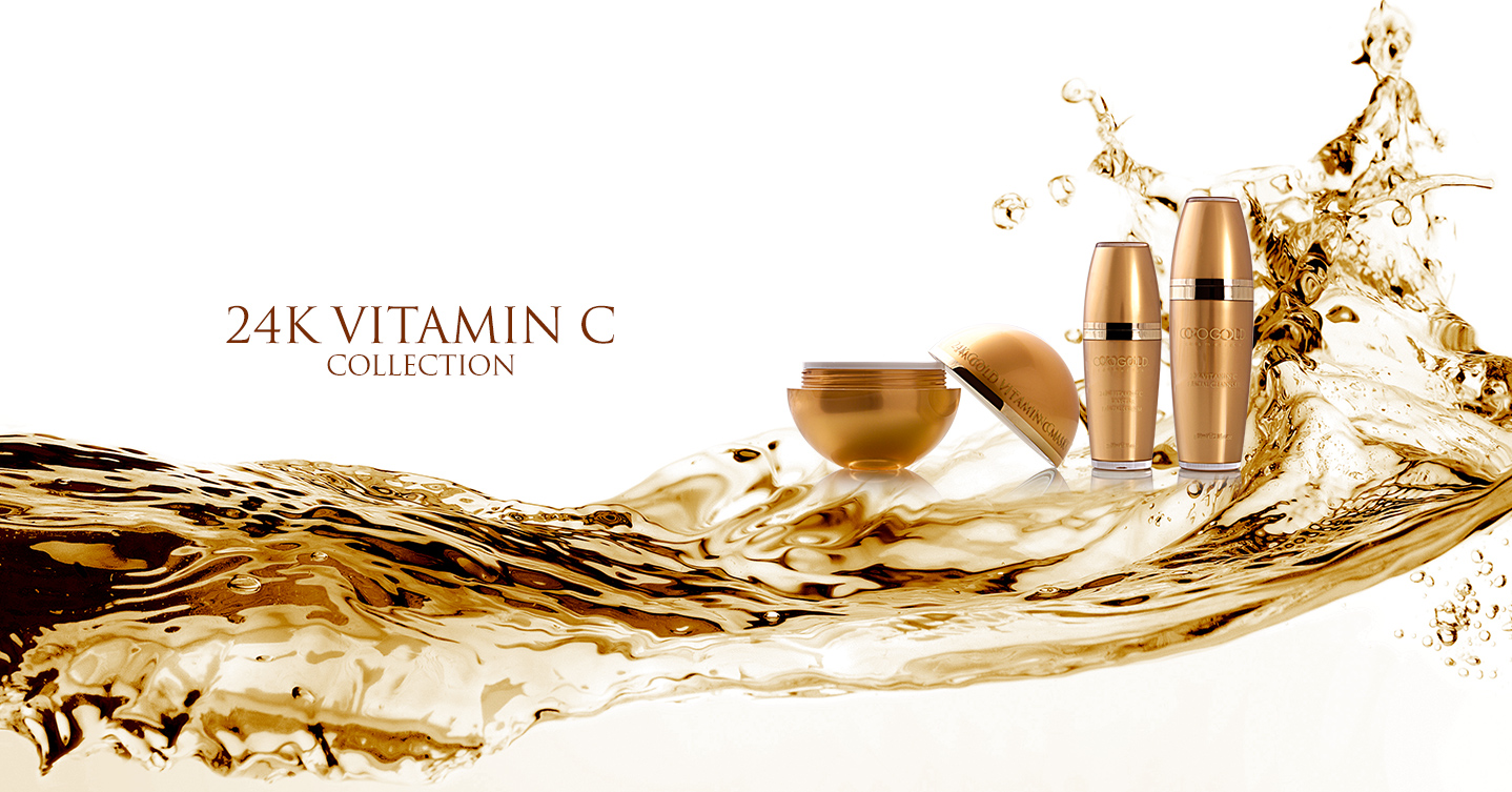 24K Vitamin C Collection