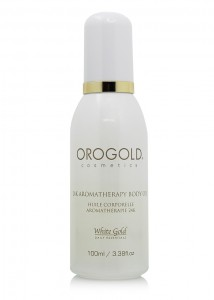 OROGOLD 24K Aromatherapy Body Oil