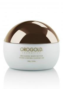 OROGOLD 24K Body Butter