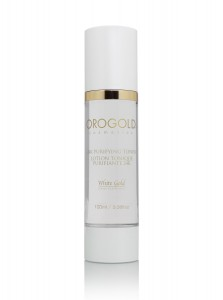 OROGOLD 24K White Gold Purifying Toner