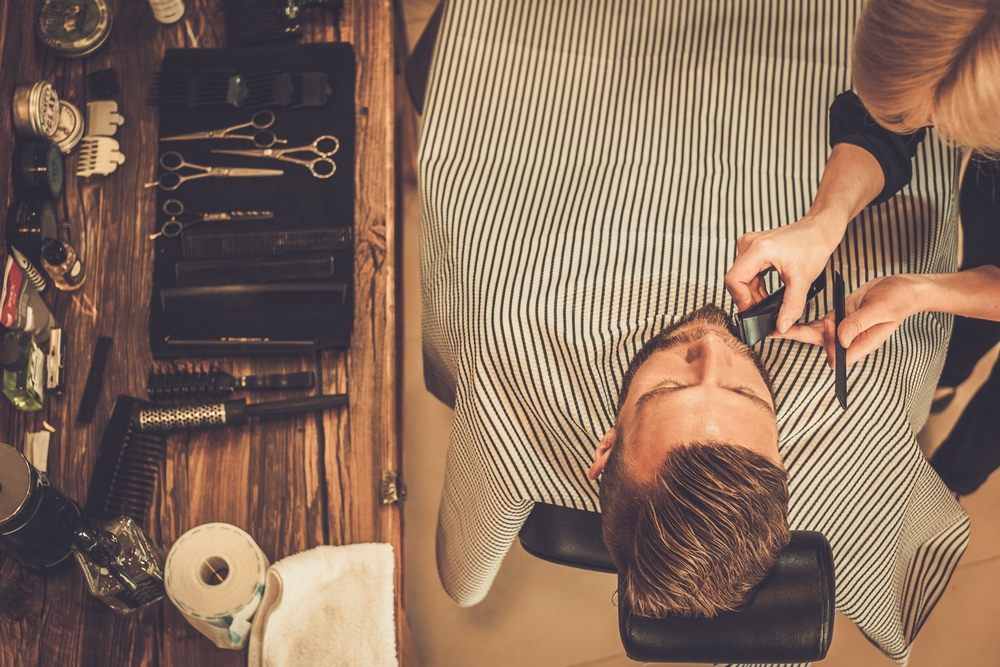 Barber Industry : The Evolution of the Male Grooming Industry - OROGOLD Reviews