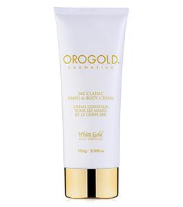 OROGOLD 24K Hand and Body Cream
