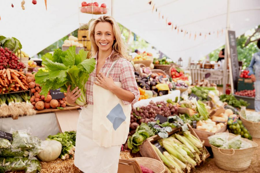 Strategies for Scoring Fresh Foods at the Farmers Market