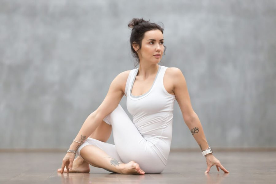 Yoga's Anti-Aging Benefits