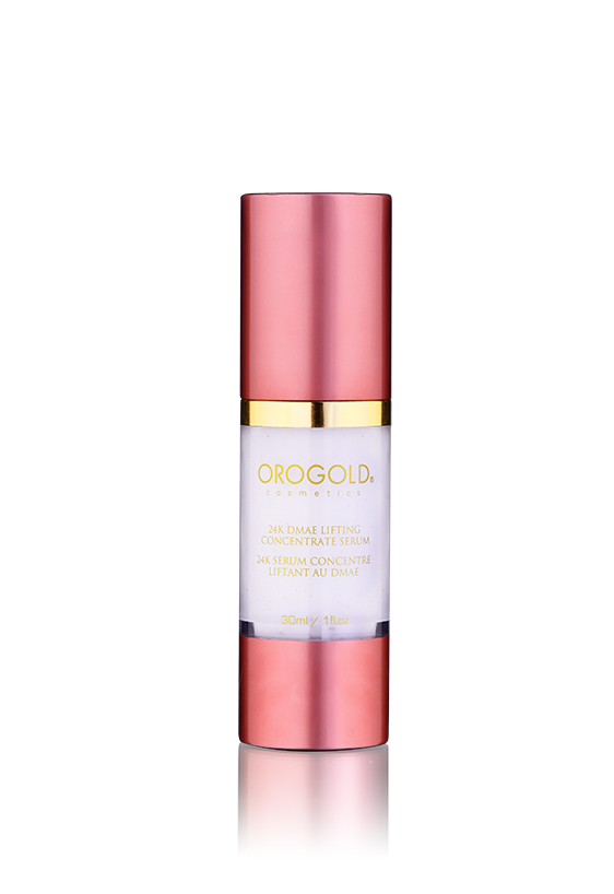 orogold product dmae serum