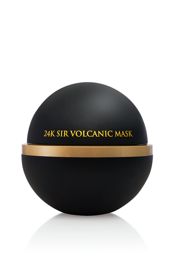 Sir Volcanic Mask