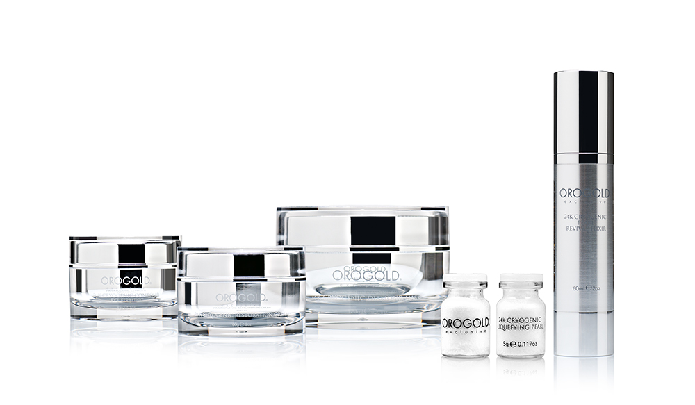 OROGOLD 24K CryogeniC Collection
