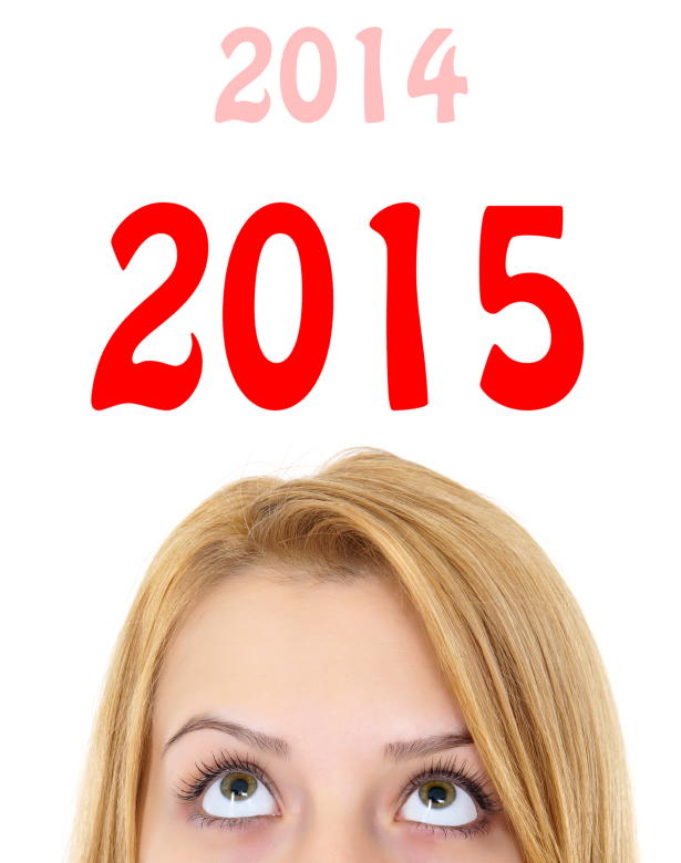 2014 changes to 2015, skin care concept