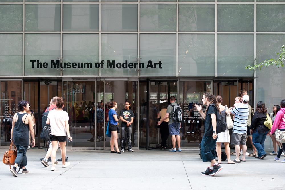 Museum of Modern Art.
