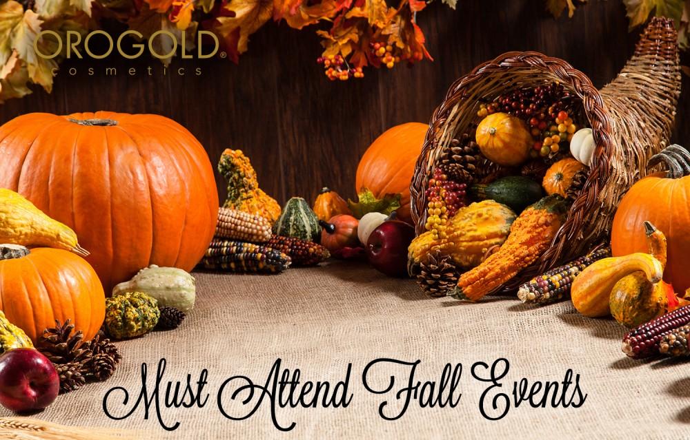 Autumn celebrations