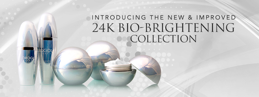 24K Bio-Brightening Collection