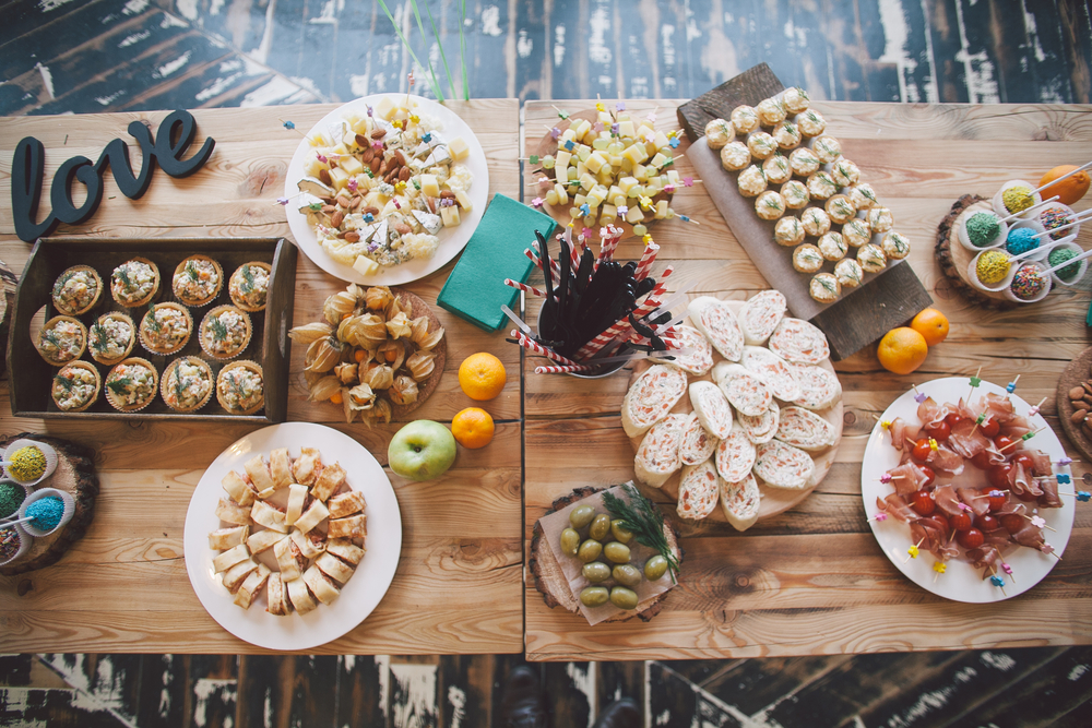 Party food / snacks