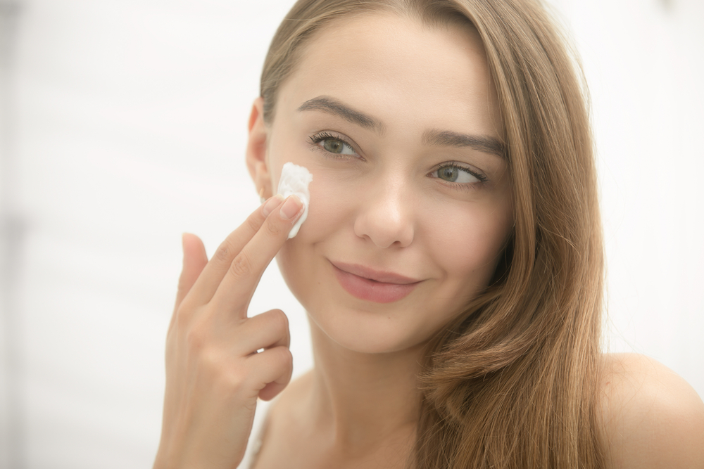Skin brightening as you age