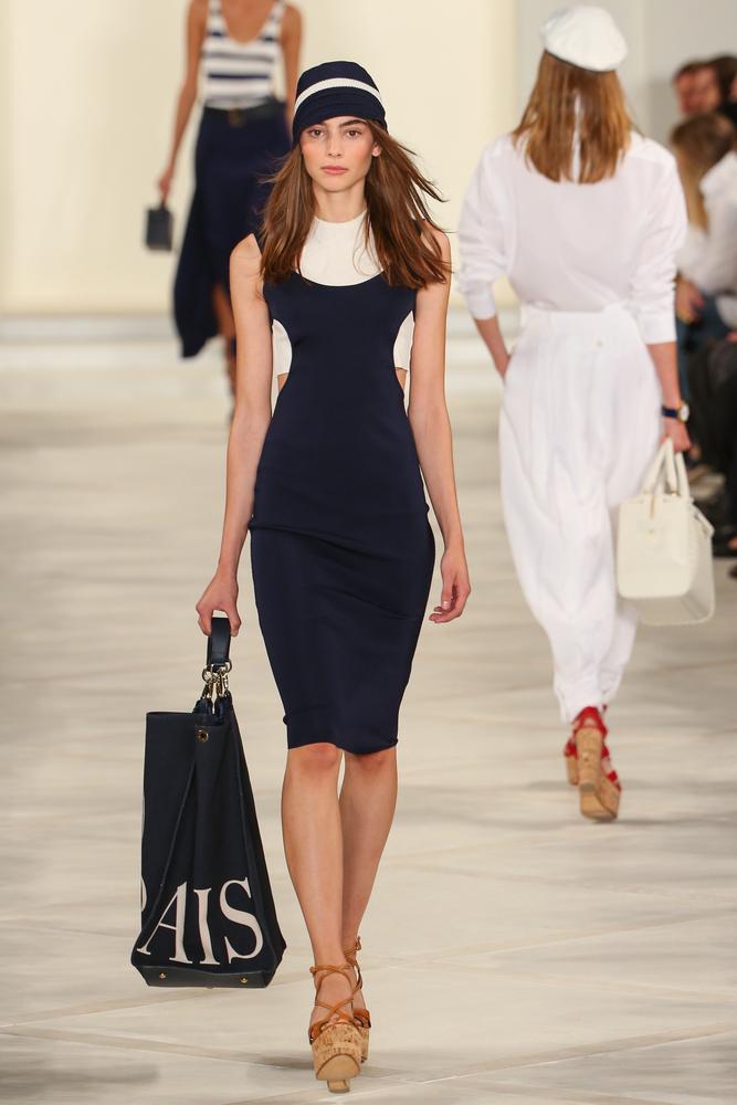Ralph Lauren Spring 2016 show, New York Fashion Week