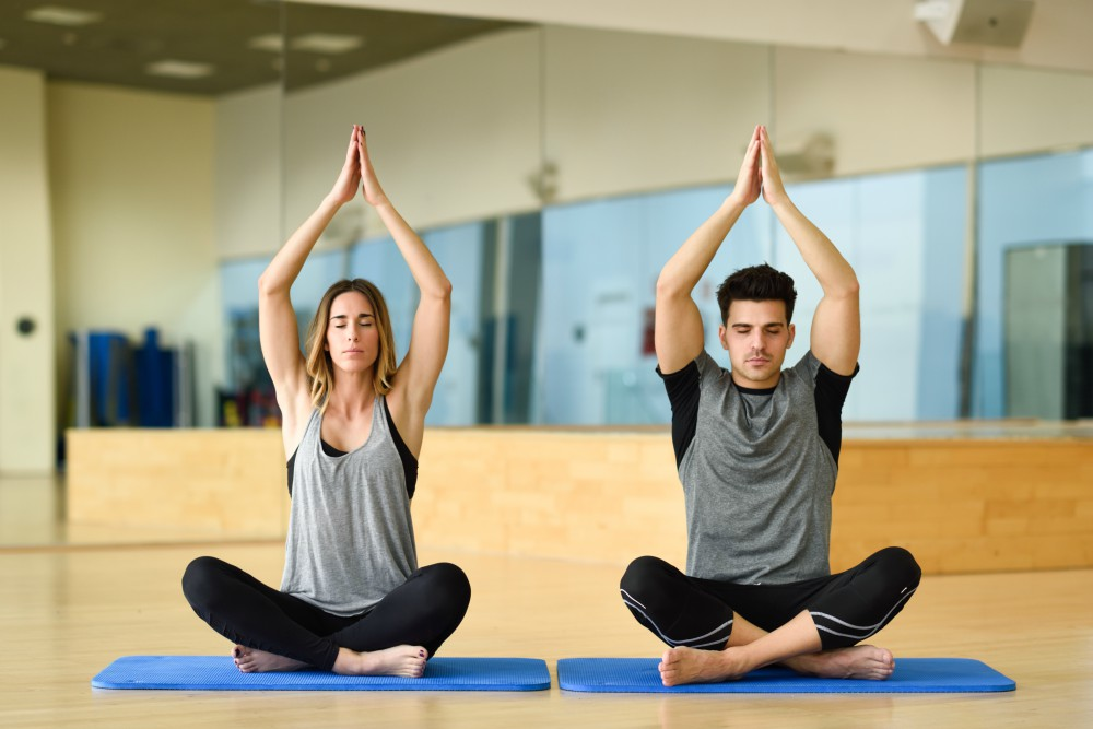 Benefits of couples yoga