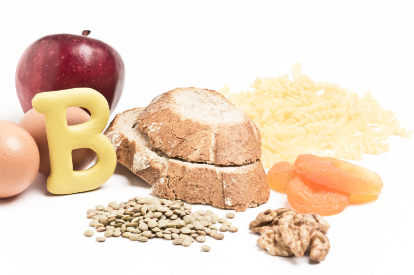 Foods that contain vitamin B